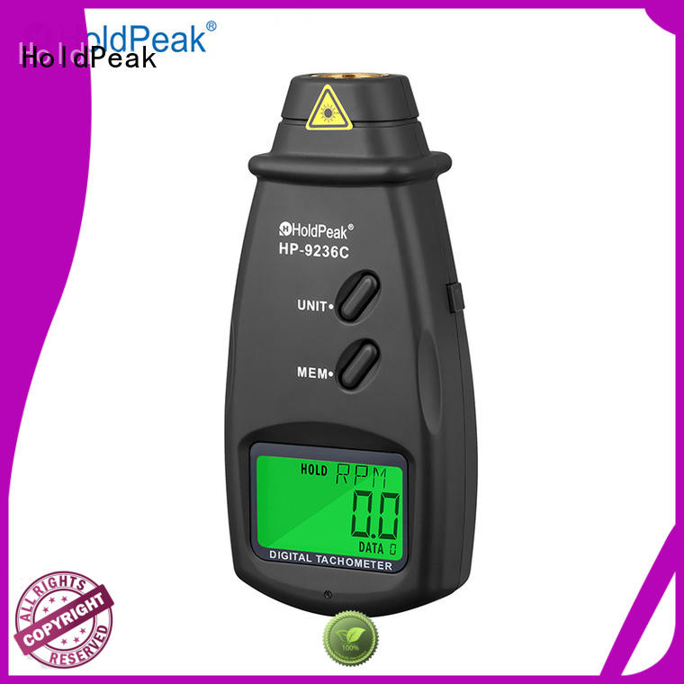 HoldPeak monitor handheld digital tachometer Suppliers for ships