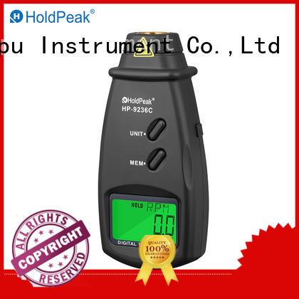 HoldPeak range tachometer tester company for plastics