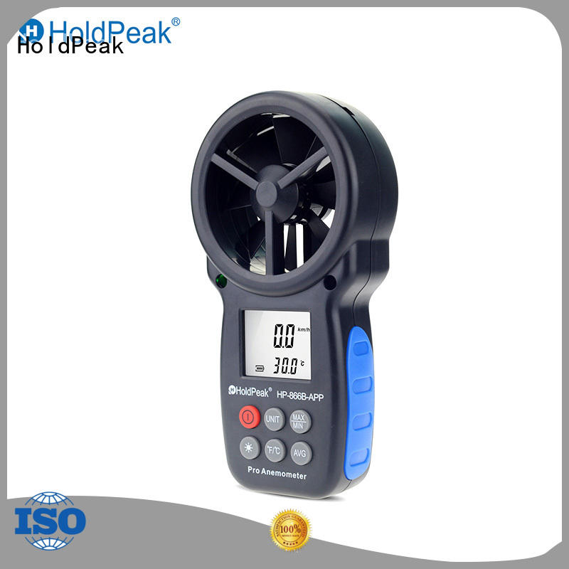 stable wind meter science project hp816b factory for communcations