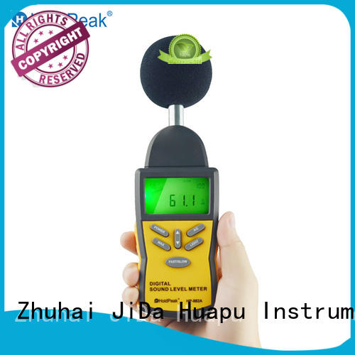 Wholesale sound measuring device acoustics for business for measuring steady state noise