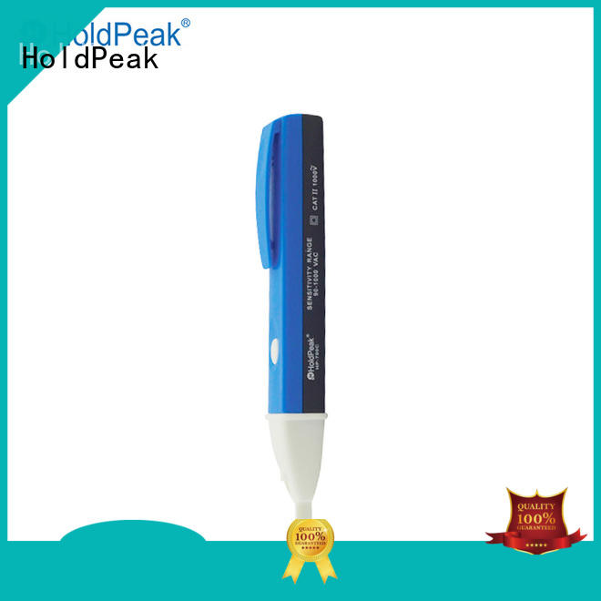 steady detector non-contact voltage tester HoldPeak Brand