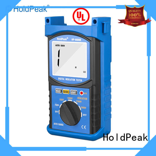 small insulation tester hp6688f in china for repair
