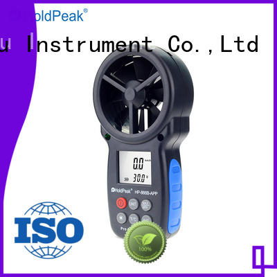 portable professional anemometer dropshipping for communcations
