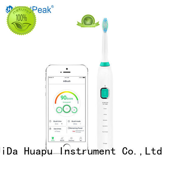 HoldPeak Wholesale ultrasonic toothbrush heads factory for woman