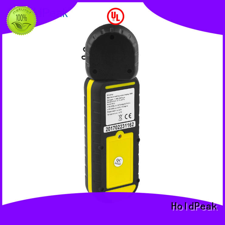 HoldPeak measurementhp881c handheld lux meter for business for electrical