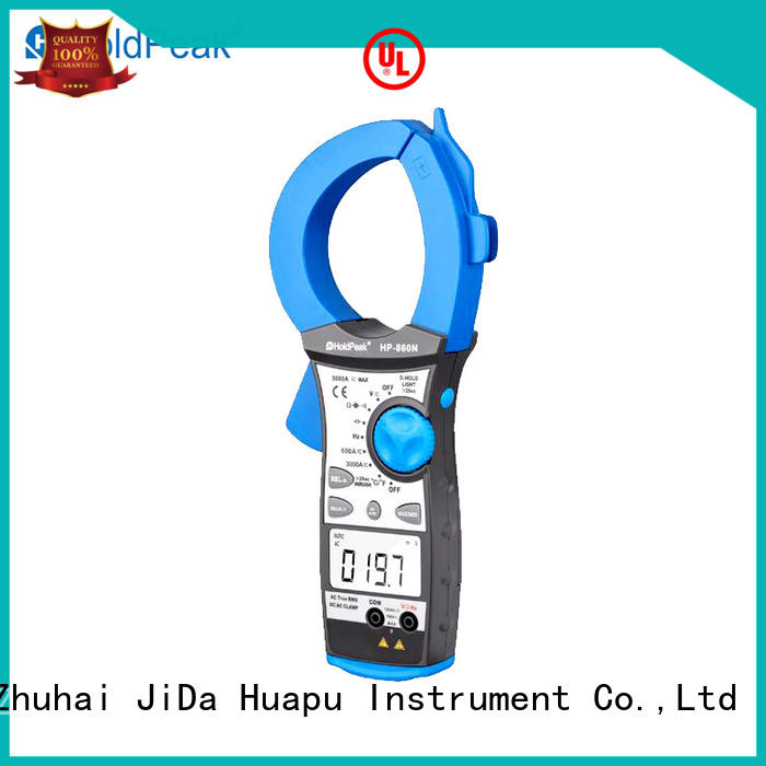 durable non contact amp meter handheld manufacturers for national defense