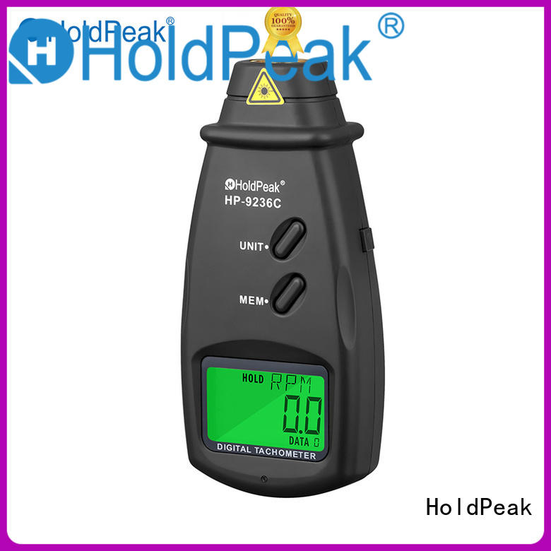 HoldPeak tachometerhp9236c hand held tachometer Supply for motors