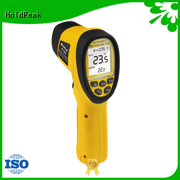 HoldPeak best blue point laser thermometer manufacturers for medical
