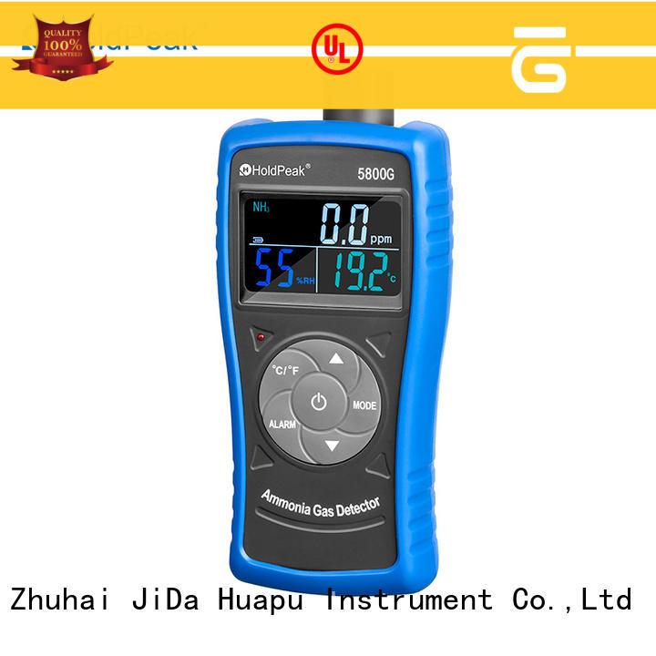 hp5800g handheld formaldehyde meter detector for office HoldPeak