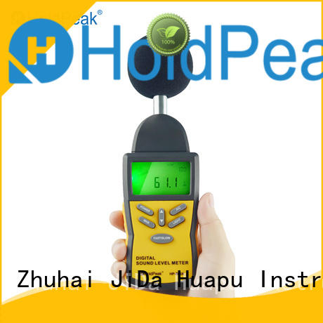 HoldPeak environment hertz sound meter Suppliers for measuring steady state noise