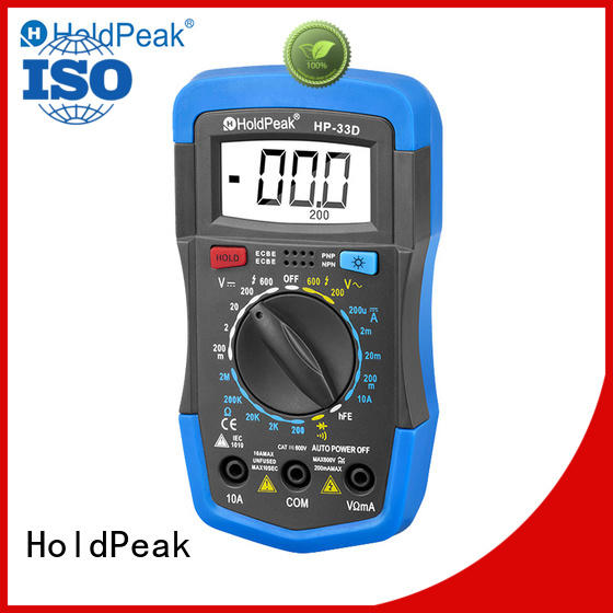 HoldPeak Custom buy digital voltmeter online manufacturers for electronic