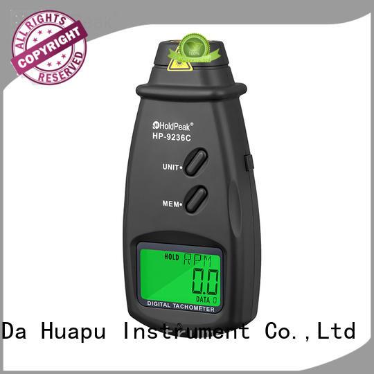 HoldPeak monitorhp9234c tachometer tester manufacturers for washing machines