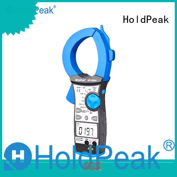 HoldPeak 500v inductive dc amp meter Suppliers for communcations for manufacturing
