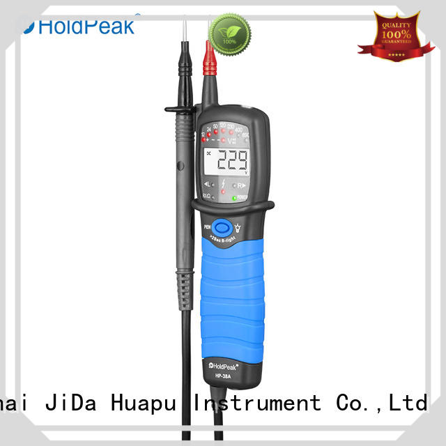 HoldPeak non contact voltage detector factory for measurements