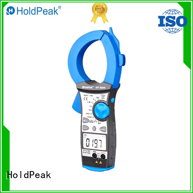 rms clamp meter digital digital clamp meter HoldPeak Brand